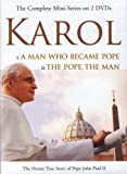 Karol: A Man Who Became Pope , The Pope, The Man (Complete Mini Series)