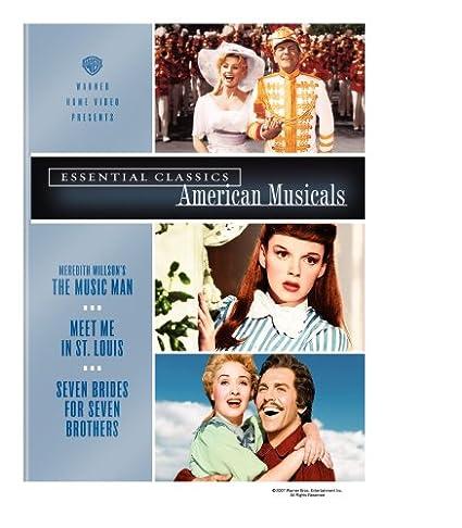 The Music Man [Reino Unido] [DVD]: Amazon.es