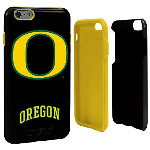 n Ducks Hybrid Case for iPhone 6 Plus, Black, One Size ()