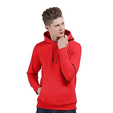 Womleys Mens Fleece Pullover Hoodie Kangaroo Pocket Hooded ...