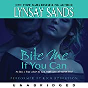 Bite Me If You Can: Argeneau Vampires, Book 6 | Lynsay Sands