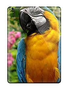 Durable Parrot Back Case/cover For Ipad Air