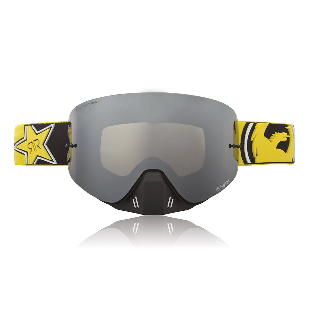 Dragon NFX Goggles - One size fits most/Rockstar/Gold Ionized