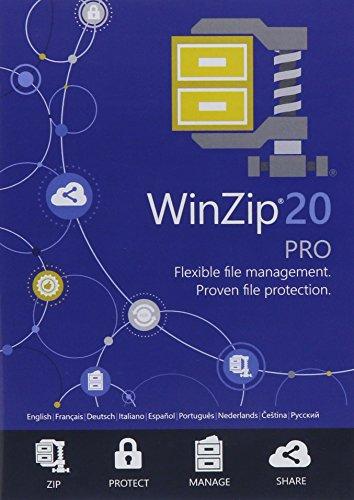 Corel WinZip 20 Pro