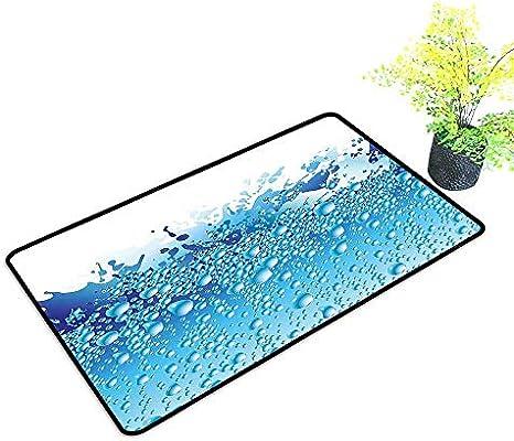 Amazon com: gmnalahome Front Door Mat for Indoor Outdoor