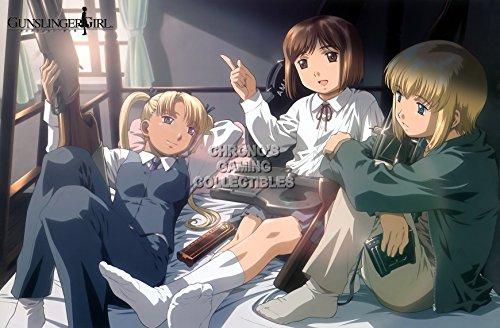 CGC Huge Poster - Gunslinger Girl Anime Poster II Teatrino - ANI229 (16