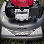 """Honda HRR216VYA 21'' 3-in-1 Self Propelled Smart Drive Roto-stop Lawn Mower with Auto Choke and Twin Blade System 11 Honda HRR216VYA 21"""" 3-in-1 Self Propelled Twin Blade Mulching Lawn Mower"""