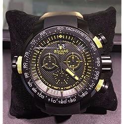 Zodiac ZMX Men's ZO8559 Special Ops Black Stainless Steel Watch