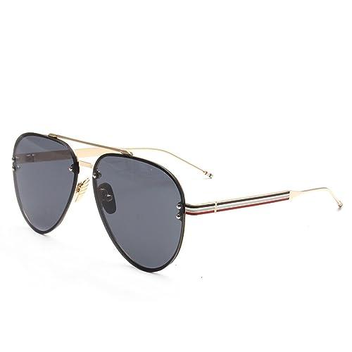 FAONL Clásicas Gafas De Sol Al Aire Libre De Viaje De Moda Masculina