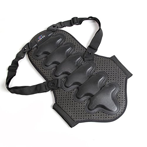 HAHAHA Hot-Selling Armour Cool Motorcycle Racing Anti-Hurt Protective Armor, High Quality Outdoor Sports Safety Racing Protector Size Waist Girth M 80-110cm AH-HB001
