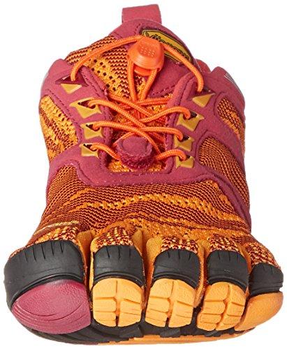 Fitnessschuhe KMD Orange Evo Mehrfarbig Outdoor Damen Red FiveFingers Vibram Black 7qx4vXv
