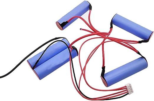 Seilylanka 3000mAh para Electrolux Batería de Iones de Litio de 18V ZB3011 ZB3012 ZB3013 ZB3113 APOPI1 aspiradora: Amazon.es: Hogar