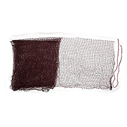 Badminton Training Knotted Netting Nylon Net Burgundy 6M x 0.55M