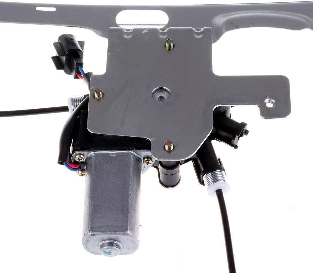 INEEDUP Power Window Regulator with Motor Assembly Front right Passenger Side Replacement fits for Chevrolet 2014-07,GMC 2014-07 741-443 15880567 20945139 25885879