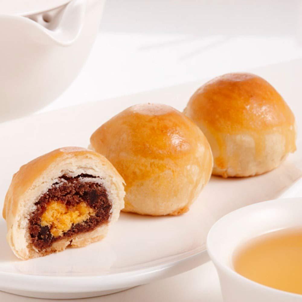 KUO YUAN YE Mini Sand Cake (320g/16pcs) Best Taiwanese Gift - KUO YUAN YE - Fresh Stock-Taiwan food - Cake by TAIWANGO (Image #3)