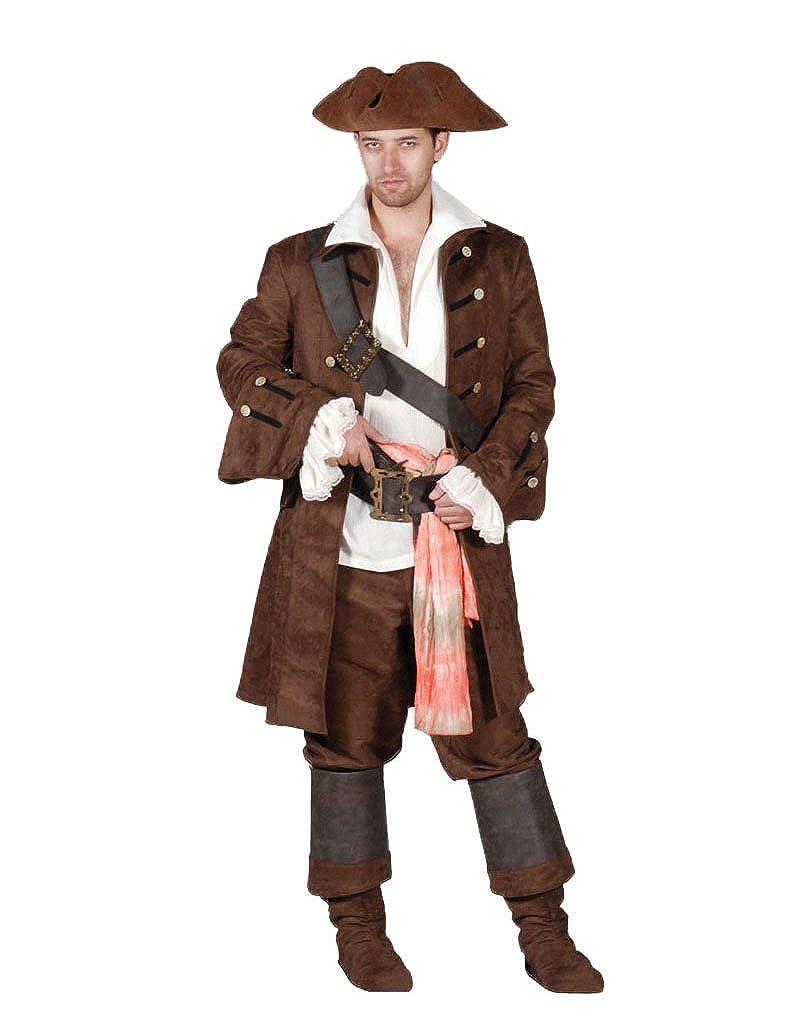 Adult Deluxe Buccaneer Costume - DeluxeAdultCostumes.com