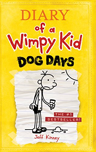 Dog Days Diary Of A Wimpy Kid Book Review And Ratings By Kids Jeff Kinney