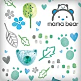 Mama Bear Diapers Size 3, 160 Count, Bears Print (4 packs of 40 diapers)