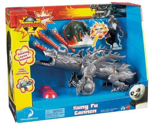 Fisher-Price Kung Fu Panda 2 Kaboom of Doom Cannon