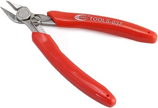 P outil fils en acier inoxydable /& pin Cutters de précision Pinces MADE IN JAPAN