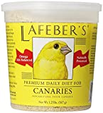 LAFEBER'S Premium Daily Diet Pellets Pet Bird Food, Made with Non-GMO and Human-Grade Ingredients, for Canaries, 1.25 lbs Larger Image