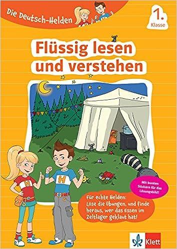 Klett Die Deutsch Helden Flüssig Lesen Und Verstehen 1