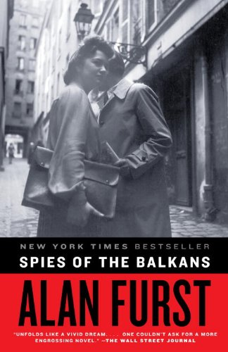 Spies of the Balkans: A Novel (Night Soldiers Book 11) cover