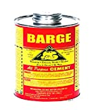 Barge All-purpose Cement Rubber Leather Shoe Waterproof Glue 1 Qt (O.946 L)