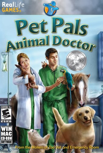 Pet Pals:  Animal Doctor - PC/Mac