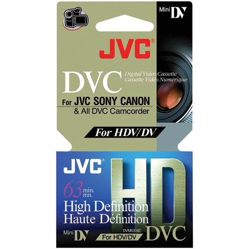 JVC HD Dvc Single 63 Min Hd Blister for sale  Delivered anywhere in USA