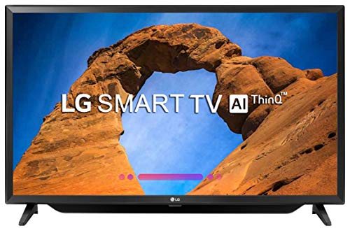 LG HD Ready LED Smart TV 32LK628BPTF