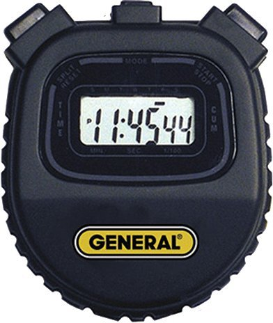 General Tools SW100AY Multi Function Stopwatch