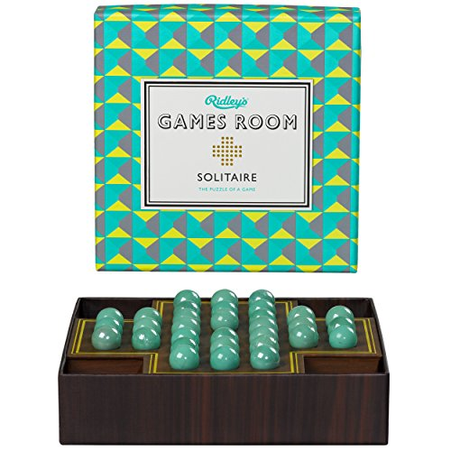 - Ridley's Games Room Solitare Board Game