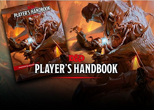 Dungeons & Dragons - Player's Handbook (D&D Core Guide / Rulebook) 5th Edition Next