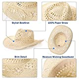 Cowgirl Hats for Girls Western Mexican Straw