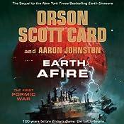 Earth Afire | Orson Scott Card, Aaron Johnston