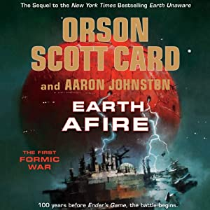 Earth Afire Audiobook