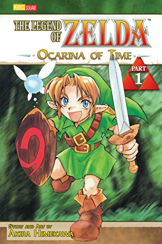 The Legend of Zelda: Ocarina of Time, Vol. 1 ()