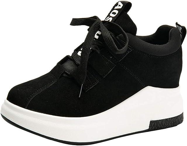 Solike Chaussures de Sport Femme Fille Chaussures à