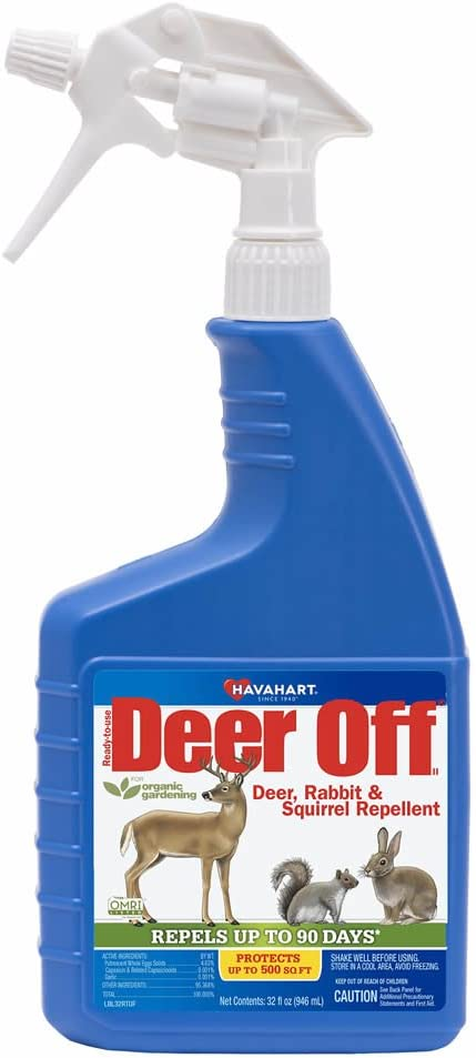 Havahart DO32RTU2 Deer Off Ready To Use - 32Oz Repellent