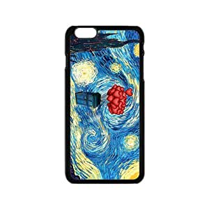 """Abstract Art Unique Fashion Design [Lightweight] Personalize Rugged Protective Durable Case for iPhone 6 (4.7"""") Smartphone [Non-Slip] Shock Absorbing and Scratch Resistant Perfect 2 in 1"""