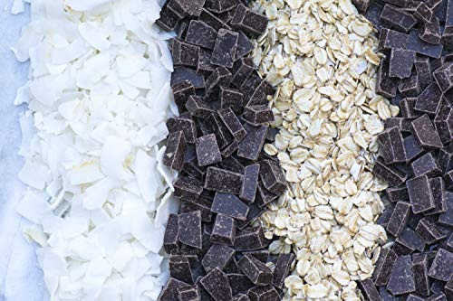 Sommer House Salted Dark Chocolate Granola | Organic, Non-GMO, Nutrient-Rich Whole Foods with Cereal, Oats, Cocoa and Coconut | Sweet and Salty Vegan, Healthy Snacks | 2-Pack x 8oz