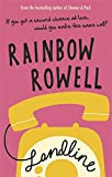 Front cover for the book Landline by Rainbow Rowell
