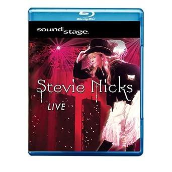 Amazon.com: Soundstage: Stevie Nicks Live [Blu-ray]: Stevie Nicks, Vanessa Carlton, Joe Thomas: Cine y TV