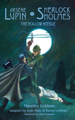 Arsene Lupin vs Sherlock Holmes: The Blonde Phantom (French Mystery)