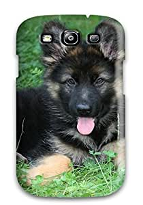 Frances T Ferguson Perfect Tpu Case For Galaxy S3/ Anti-scratch Protector Case (dog)