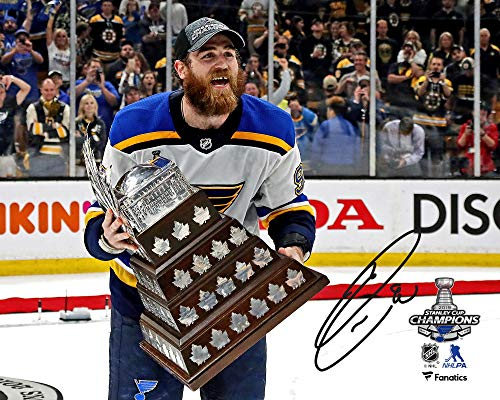 - Ryan O'Reilly St. Louis Blues 2019 Stanley Cup Champions Autographed 8