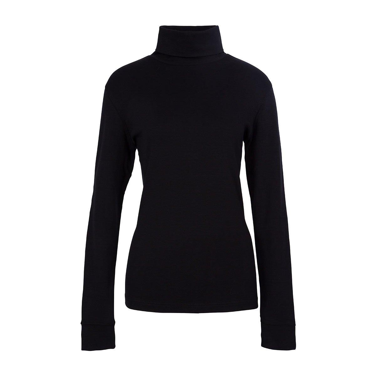 a188e866581f91 Amazon.com : Meister Women's Cotton/Blend Roll Neck Turtleneck Top :  Clothing