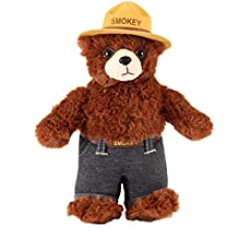Education Outdoors Smokey Bear Plush