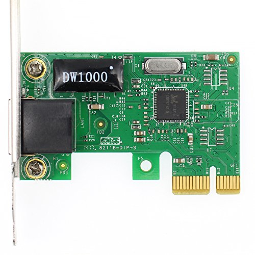 YEECHUN New Replacement Gigabit Ethernet PCI-Express Network Adapter for TP-Link 10/100/1000Mbps RJ45 Lan Adapter Converter (TG-3468) by YEECHUN (Image #7)